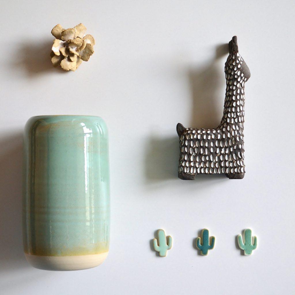 lama céramique